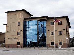 North Dakota Court System - McLean County
